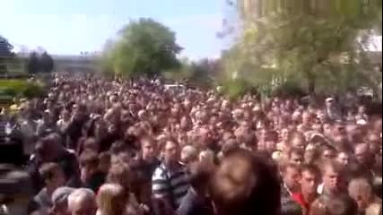 Мариопул 11.05.2014, Референдум за Днр