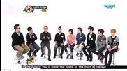Бг превод! Teen Top - Weekly Idol [3-4]