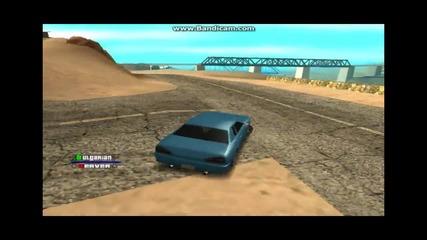 Bulgarian Gta Samp Drift 2o14