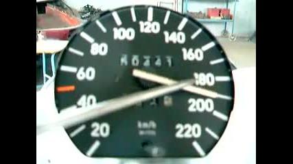 Opel Kadett Gsi Turbo (6bar!!!)