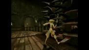 Mortal Kombat Deception Baraka Vs Milena