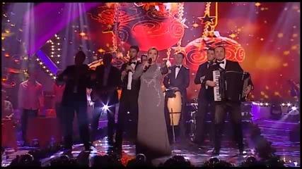Snezana Djurisic - Niko me nije voleo kao ti - GNV - (TV Grand 01.01.2015.)