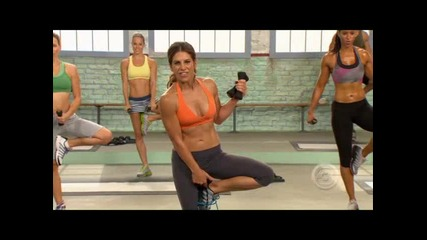 Jillian Michaels - Body Revolution: Workout 3 for Phase 1