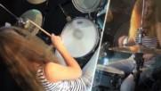 Dire Straits барабанно покритие от Сина