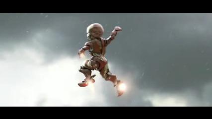 Iron Baby - Пародия