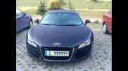 Audi R8 В София