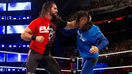 Seth Rollins vs. Shinsuke Nakamura – Champion vs. Champion Match: Survivor Series 2018 (Full Match)