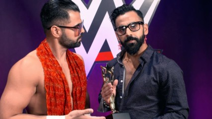 The Singh Brothers present a Boscar Award to John Cena: WWE.com Exclusive, June 25, 2019