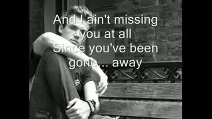 Tyler Hilton - Missing You