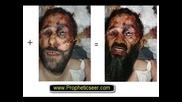 (неприятни кадри!) Невероятно доказателство за това, че снимката на Осама е фалшифицирана.