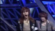 Shinee - Sherlock + Stranger (comeback Stage) _inkigayo 25.03.12