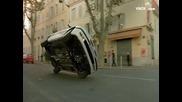 Да бъдеш екстремен шофъор на Такси (сцена от филма Таxi 3)
