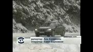 Първият сняг в Пловдив не създаде проблеми (видео)