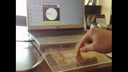 Touch panel v1