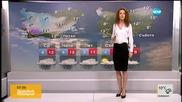 Прогноза за времето (09.03.2016 - сутрешна)