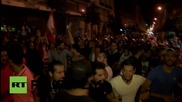 """Lebanon: """"You Stink"""" protesters clash with police in Beirut"""