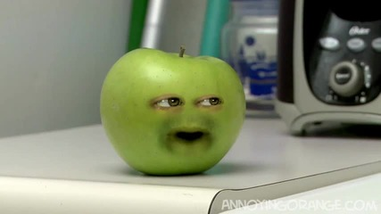 Annoying Orange - Teenage Mutant Ninja Apples - Досадният Портокал