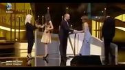 Ömer и Defne - Награда _най-добра двойка_ -