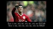 Песен посветена на Cristiano Ronaldo
