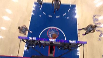 Какво се случи в изминалата нощ в НБА?