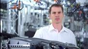 Mercedes Amg 5.5-liter V8 Biturbo Engine