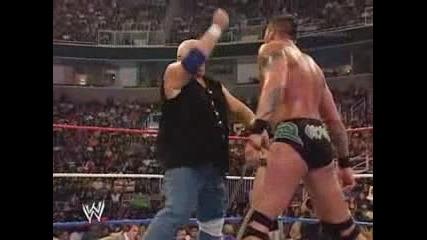 Randy Orton vs Dusty Rhodes - Great American Bash 2007