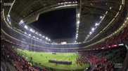 Six Nations 2015 Intro Bbc Wales - England ripped by Ljubtube - Яко