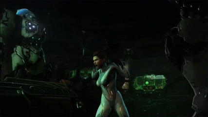Starcraft Ii_ Heart of the Swarm - New Units Blizzcon Trailer [hd]