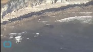 Oil Spills Off California Coast