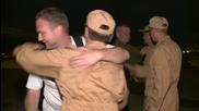 Syria: RT journalists wounded in action fly home to Russia