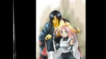 **Itachi And Sakura**
