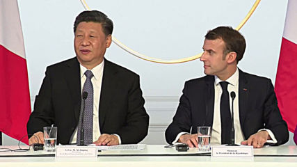 France: Xi Jinping warns of erosion of trust among world leaders