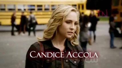 The Vampire Diaries Season 3 ( Opening Credits )