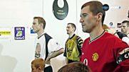 Рой Кийн - най-успешният капитан на Юнайтед
