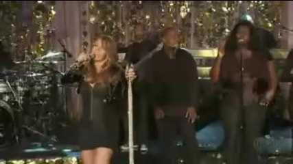 Mariah Carey - H.a.t.e.u. (live @ Stripped Nyc)
