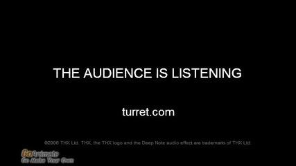 thx Trailer - Turret Variant (2006)