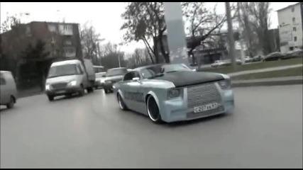 Най - Готиния тунингован Москвич