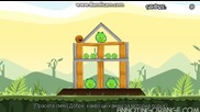 Досадния портокал срещу Angry Birds