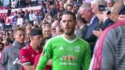 Юнайтед прибра тъжно сребърните си медали
