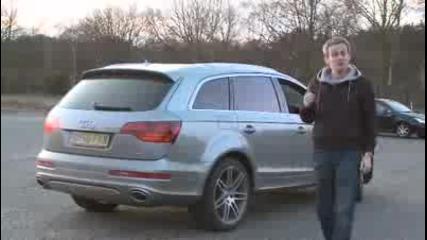 Състезание Audi Q7 vs Bmw M5