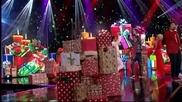 Мирян Костадинов - X Factor Live (24.12.2014)