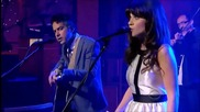 [hd] She & Him - Never Wanted Your Love 5/10/2013 David Letterman