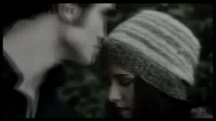 Edward And Bella ( Kristen Stewart And Robert Pattinson)