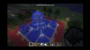 Minecraft za konkyrsa na Blaziken