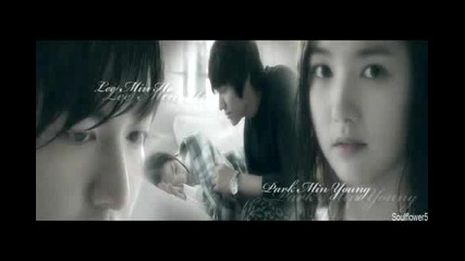 Lee Min Ho and Park Min Young sex in the air (sandm) city hunter mv