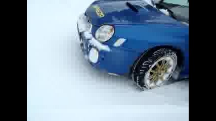 Subaru W R X