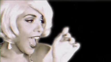 Пародия Lady Gaga, Britney Spears, Christina Aguilera, Shakira, Beyonce, Madonna, Marilyn Monroe