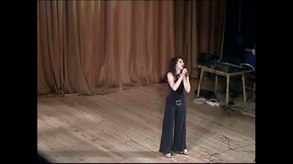 румяна коцева - мистичнo.деян неделчев и румяна - обичам те.. - част - на живо - 2005
