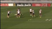 Анчелоти: Роналдо е добре, но решихме да не рискуваме