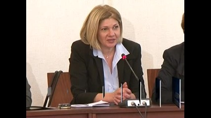 Нона Караджова подписва договор за изграждане на РСУО на регион Плевен